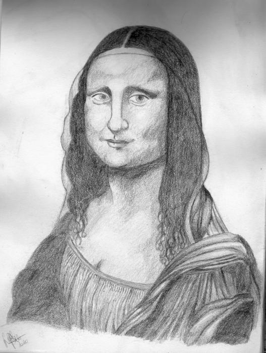Mona Lisa by Epona
